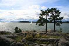 Ruissalo Island, Turku, Finland