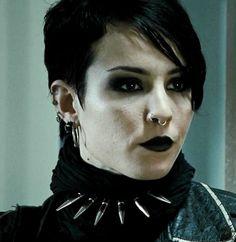 lisbeth salander | Lisbeth Salander's Tattoos
