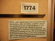 Cortlandt Manor, Fun Facts, Funny Facts