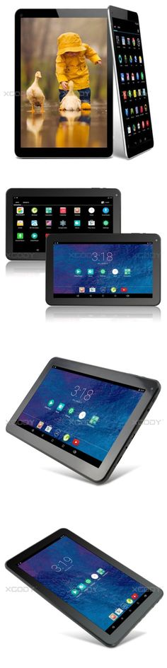 Computers Tablets Networking: Xgody Google Android Tablet 10 Inch Quad Core A7 16Gb 10.1 Wifi Hd Tablet Pc BUY IT NOW ONLY: $71.99