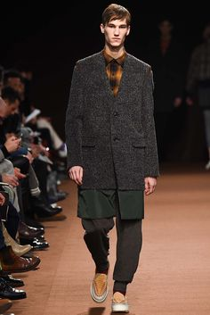 Kolor Fall 2015 Menswear - Collection - Gallery - Style.com