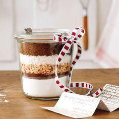 Rezept für Backmischung Für Ratz-Fatz-Kuchenwürfel