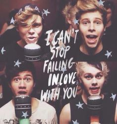 It's true! I can't stop! And I Don't Stop. Lol 5sos joke...but anyways...these boys are pretty much my life now. I love them so much! They have helped me through a lot and they never seise to make me happy when I'm down. ily 5sos!