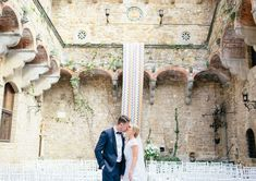 Wedding in Vincigliata Castle, Firenze, Italy - London Wedding Planner Italy Getting Married In Italy, Got Married, Wedding Planner Italy, Italian Wedding Venues, Firenze Italy, London Wedding, Tuscany, Dream Wedding, Castle