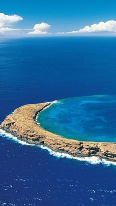 Hawaii, Molokini Crater - been there, loved it