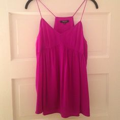 Madewell silk top Madewell silk spigetti strap top Madewell Tops Camisoles