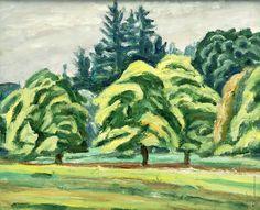Ernest Zmeták: Stromy z Červeného Kameňa:1979