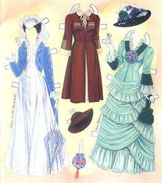 Vivien Leigh Paper Dolls.This From Ebay - MaryAnn - Álbumes web de Picasa