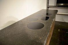 Kookplaten - Dirk Cousaert - Furniture Design & Creation