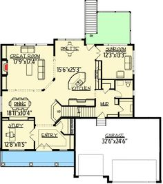 Storybook House Plan With 4 to 6 Bedrooms - 73339HS | 2nd Floor Master Suite, Butler Walk-in Pantry, CAD Available, Craftsman, Den-Office-Library-Study, Exclusive, Jack & Jill Bath, Loft, Luxury, Media-Game-Home Theater, Northwest, PDF, Photo Gallery, Premium Collection, Sloping Lot | Architectural Designs