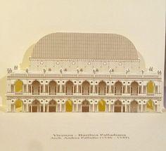 Basilica Palladiana, Vicenza (Italy)