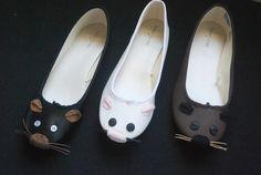 Atelier de Maria: Customização de sapatilhas