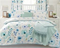 duvet cover and pillow cases