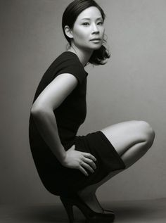 Lucy Liu - Chi Omega; Actress: Charlie's Angels, Kung Fu Panda, & Lucky Number Slevin