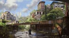 Image result for abandoned overgrown city france