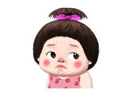 Funny Cartoon Gifs, Cute Cartoon Pictures, Cute Cartoon Girl, Cartoon Pics, Emoji Pictures, Gif Pictures, Character Design Disney, Mood Gif, Video Humour