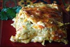 Myfridgefood - Enchilada Lasanga