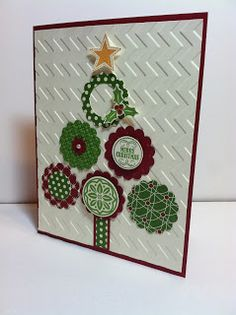 Stampin Sunshine: O Christmas Tree