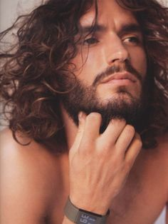 beardy man....