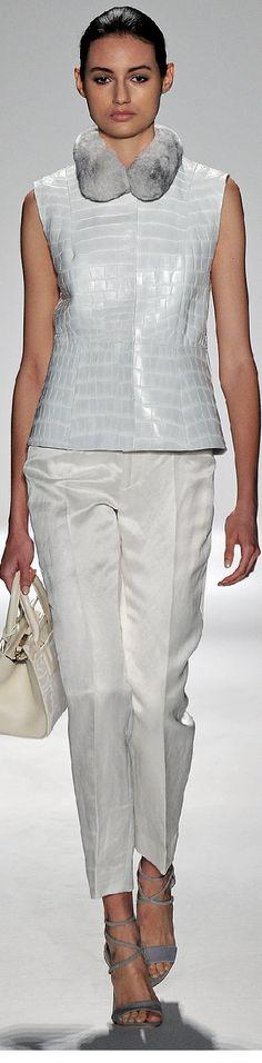 Spring 2015 Ready-to-Wear Dennis Basso
