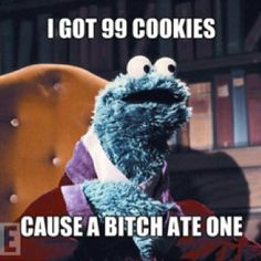 Coulda had 100 cookies....