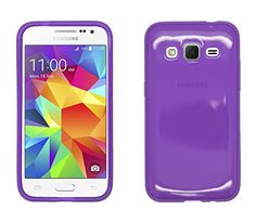 New Frontier (Tm) Transparent TPU Cover Soft Gel Case for Samsung Galaxy Grand Prime G530, Many Colors Available (TPU Purple) New Frontier Wireless Accessory http://www.amazon.com/dp/B00TNR8A0S/ref=cm_sw_r_pi_dp_Gkwqvb12AGG8R