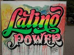 Latino America!!!