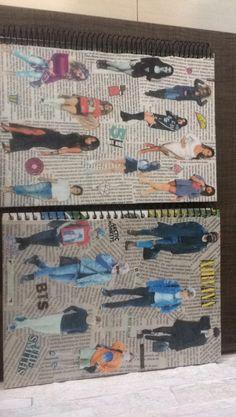 Meus cadernos ❤️