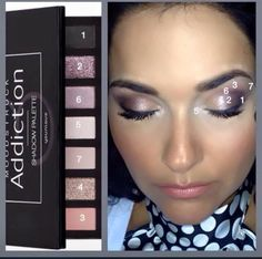 Amazing Younique eye! Palette 3