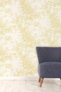 UrbanOutfitters.com > Tree Shadow Wallpaper