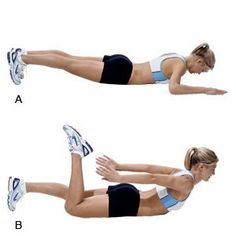 Get Toned with this Abs Workout that Hits Every Body Muscle Needed to Form a Flat Belly   Women's Health Magazine