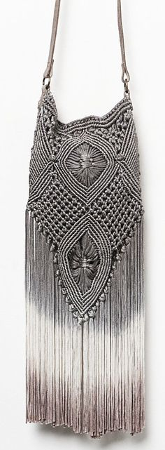 Стильные аксессуары в технике макраме: сумки - Ярмарка Мастеров - ручная работа, handmade