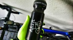 #tbt - new picture old bottle logo. Hmmm - really need to sort that! #makingalist  #AATR #allabouttheride #cycling #cyclist #bicycling #cyclinglife #cycle #roadcycling #mtb #cycletography #waterbottle #bidon #logo #customdesign