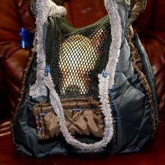 Jedyna w swoim rodzaju torba dla Twojego Pupilka :)