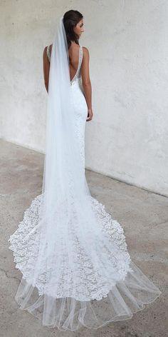 Grace Loves Lace – Unique Bohemian Lace Wedding Dresses | Hi Miss Puff - Part 6