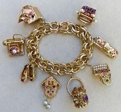 Jewellery bejewelled vintage