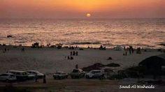 Summer beach weather. Gaza, April 25-14