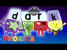 Phonics - Learn to Read Easy Spells, Hard Words, Phonics Sounds, Spelling Words, Learn To Read, Kids Learning, The Darkest, Reading, Youtube