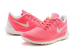 buy online b8e90 0d10f Authentic Nike Shoes For Sale, Buy Womens Nike Running Shoes 2014 Big  Discount Off Nike Free Womens White Pink Running Shoes -