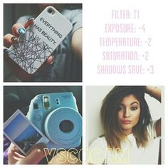 Pinterest: Exok4 Instagram photo by filtrosvscocam