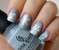 snow go nail I love the nail