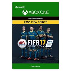 Xbox One Fifa 17 Fifa Points $19.99 - Email Delivery