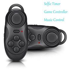 www.realidadvirtual360vr.com Mini portátil multifunción wireless Bluetooth 2.0 Self Timer Selfie - http://realidadvirtual360vr.com/producto/mini-portatil-multifuncion-inalambrico-bluetooth-2-0-self-timer-selfie-obturador-alejado-para-apple-ios-android-4-0-juego-de-consola-gamepad-controller-apk-icade-juegos-negro/ -  Este elemento de bluetooth puede utilizarse como un control remoto para dispositivo móvil, tableta, caja de TV, PC, inalámbrico mouse, etc. (los dispositivo