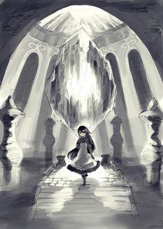 Bravely Default, Perspective Art, Final Fantasy Xiv, Character Aesthetic, Anime Stuff, Videogames, Artworks, Random Stuff, Nintendo