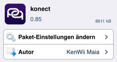 """iPhone mit 2 Simkarten, Telefonieren mit iPad: Konect """"Dual SIM"""" Jailbreak Tweak machts (irgendwie) möglich! - http://apfeleimer.de/2014/01/iphone-mit-2-simkarten-telefonieren-mit-ipad-konect-dual-sim-jailbreak-tweak-machts-irgendwie-moeglich - Die Nutzung EINES iPhones mit zwei Simkarten ist normalerweise nicht möglich. Zwar gibt esDual-Sim Telefonein größerer Anzahl, ein iPhone bietet jedoch nur Platz für eine Simkarte. Die handelsüblichen Dual Sim iPhone Adapter�"""