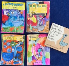Wrapping up our first projects for the year | Mrs. Knight's Smartest Artists | Bloglovin'