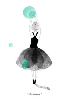 La danseuse by my lovely thing