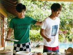 ユノとチャンミンから始まる木曜日♪ の画像|Crazy about U-know Max