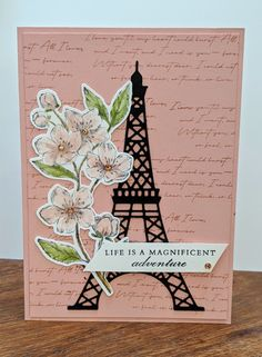 Forever Blossoms Cardmaking And Papercraft, Matching Gifts, Blossoms, Sally, Cherry Blossom, Stampin Up, Card Making, Paper Crafts, Cards