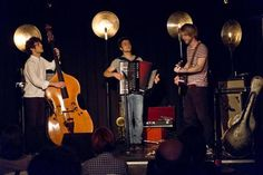 Führt das Publikum auf ganz eigene Pfade: die Band Levantino.
